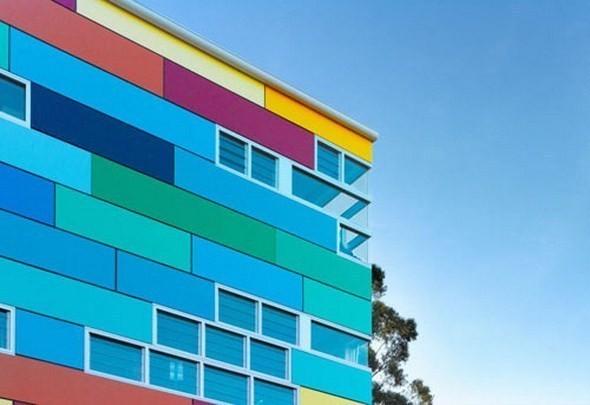 Изображение 6. Разноцветная школа от австралийских архитекторов.. Изображение № 6.