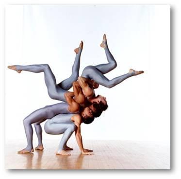 Танцевальные структуры Pilobolus. Изображение № 8.