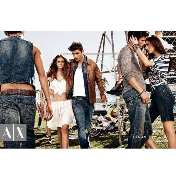 Кампании: Armani Exchange, Gap и H&M. Изображение № 4.