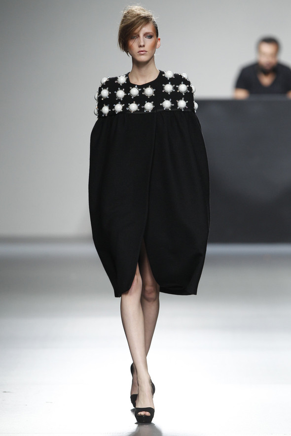 Madrid Fashion Week A/W 2012: Juana Martin. Изображение № 25.