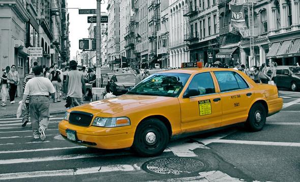 Прощай, нью-йоркское такси. Изображение № 1.