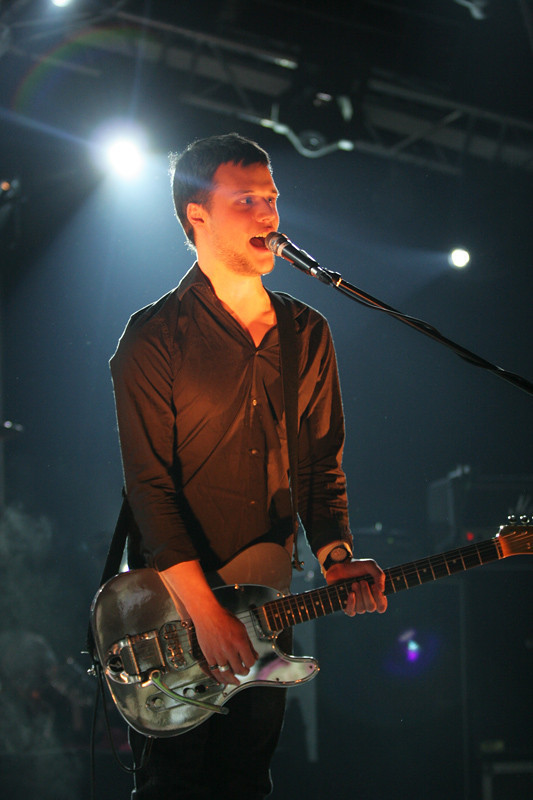 Please welcome «White Lies». Изображение № 10.