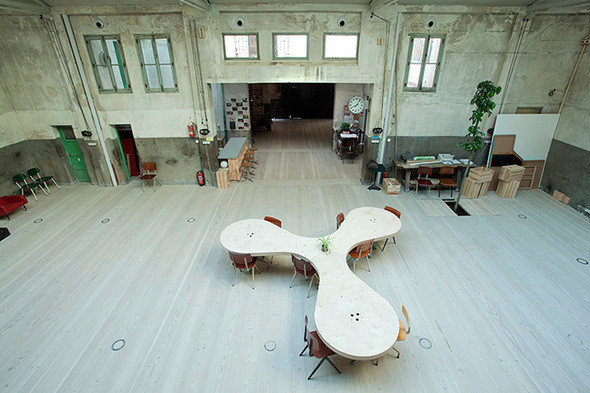 Изображение 44. Новая жизнь старых зданий.. Изображение № 43.