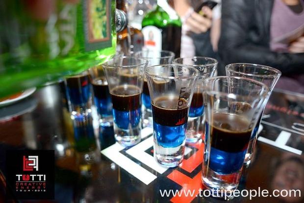 Коктейльные вечеринки в стиле TOTTI Caffe – ломай стереотипы!!!. Изображение № 13.