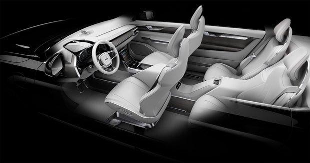 В Volvo разработали салон машины на автопилоте. Изображение № 5.