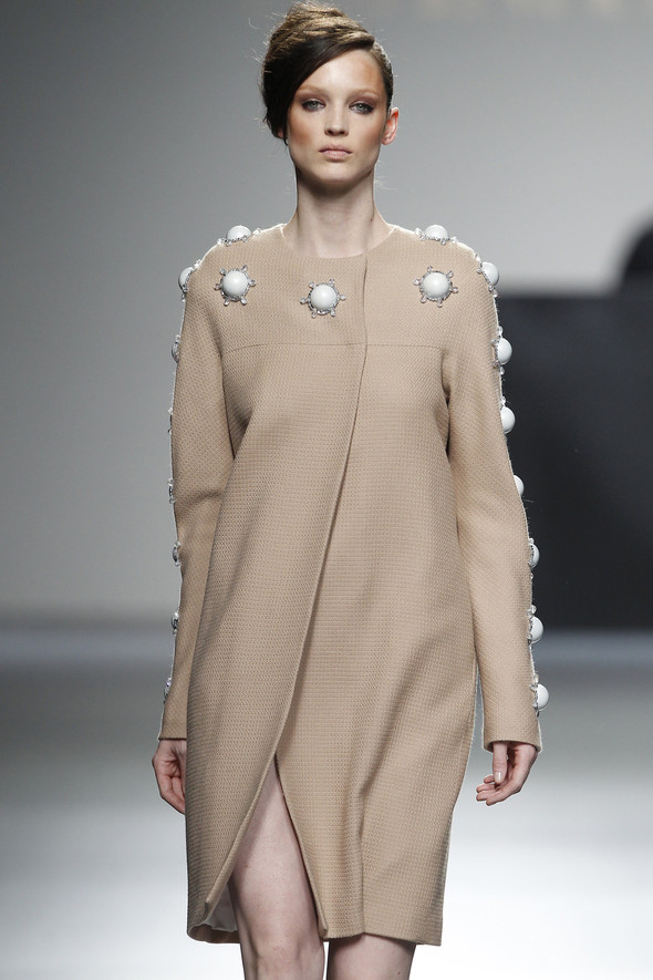 Madrid Fashion Week A/W 2012: Juana Martin. Изображение № 10.