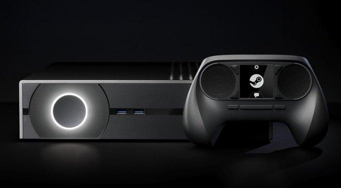 Появилось первое изображение игровой приставки Valve. Изображение № 3.