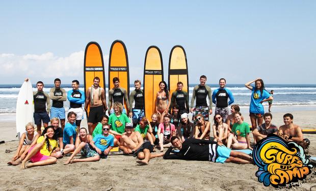 """Осенние приключения на Бали """"SurfsUpCamp"""". Изображение № 2."""