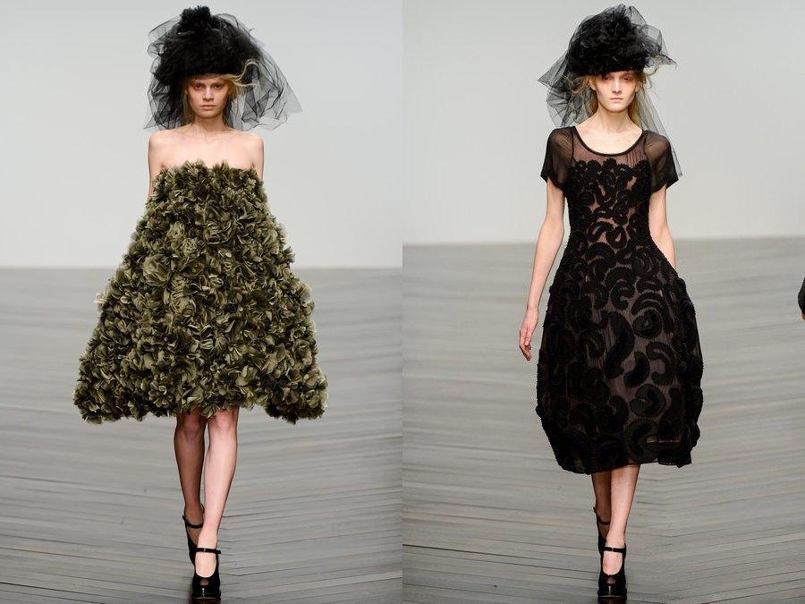 Неделя моды в Лондоне:  Дни 2 и 3. Изображение № 38.