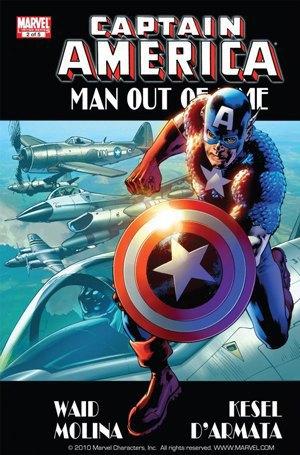 10 лучших комиксов про Капитана Америку. Изображение № 9.