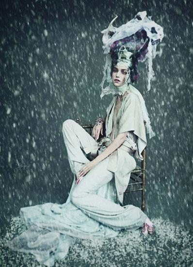 Snow White: Модные съемки к выходу «Ледникового периода». Изображение № 33.