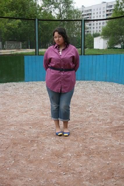 Модное лето: рубашки-oversize. Изображение № 5.