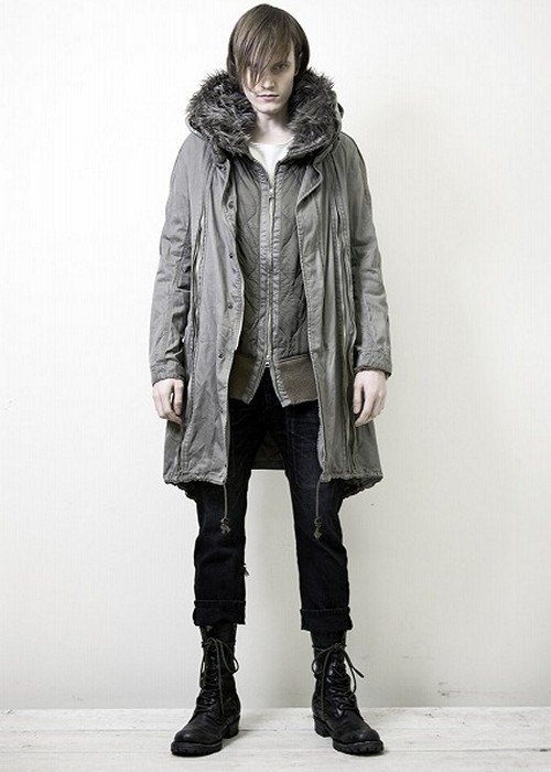 NUDE AW 2011 HOMME. Изображение № 15.