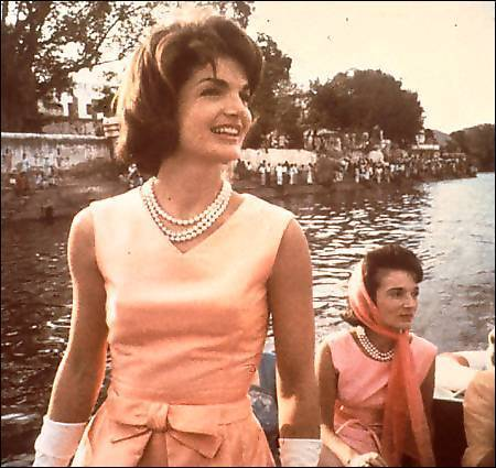 Первая Леди Жаклин Бувье Кеннеди. Изображение № 12.
