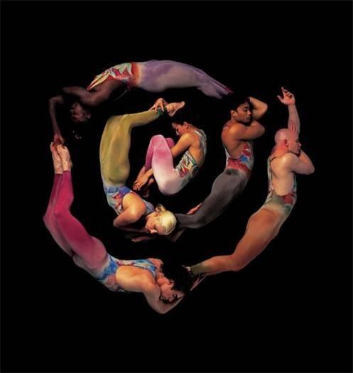Танцевальные структуры Pilobolus. Изображение № 7.