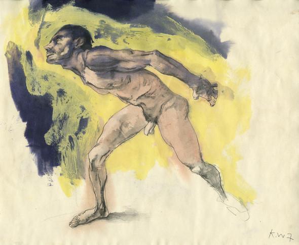 Картины маслом отКента Уильямса (Kent Williams). Изображение № 26.