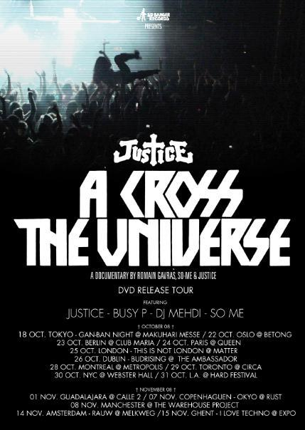 "Justice ""A cross the universe"". Изображение № 1."