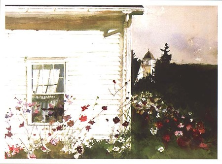 Andrew Wyeth- живопись длясозерцания иразмышления. Изображение № 31.