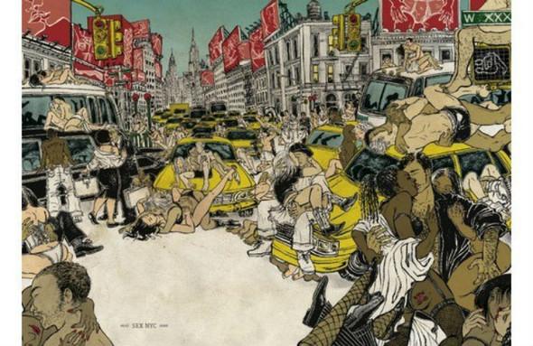 10 альбомов о комиксах. Изображение № 130.