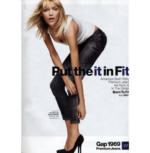 Новые рекламные кампании: Benetton, Gap и Topshop. Изображение № 7.
