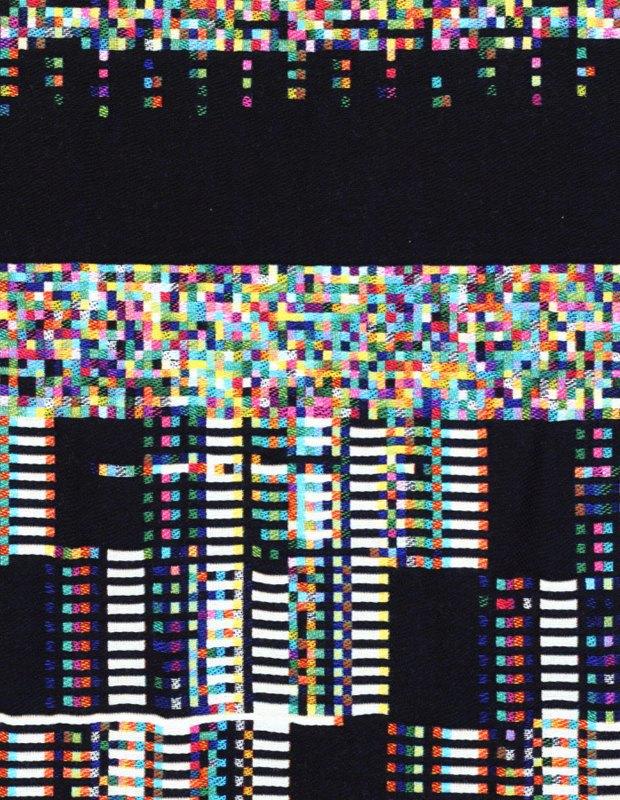 Американец соткал гобелены из компьютерных данных. Изображение № 3.