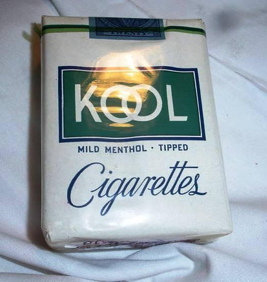 Изображение 4. Ретроспектива сигаретной пачки.. Изображение № 4.