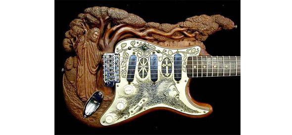 Необычные гитары или«Зацени моюмалютку, чувак!». Изображение № 13.