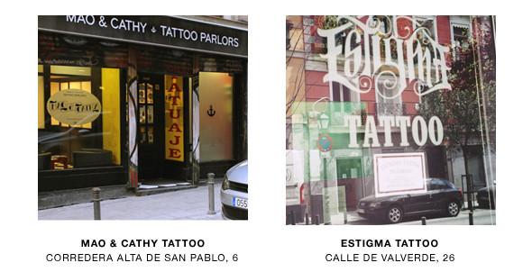 Изображение 133. На полруки: о татуировках в Мадриде.. Изображение № 3.