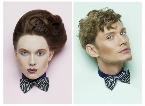 """Дизайнерские бабочки """"ОН-ОНА"""" от дизайнера Анны Поповой. Изображение №15."""