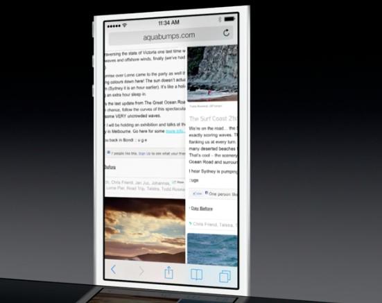 Трансляция: Apple представляет новую iOS и другие продукты. Изображение № 16.