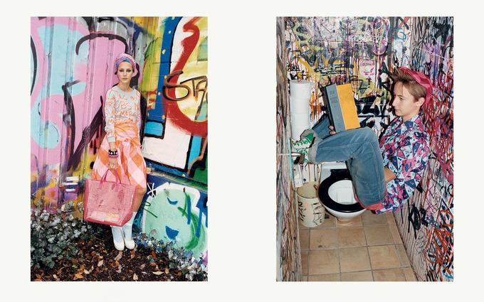 Вышли превью кампаний Burberry, Givenchy и других марок. Изображение № 5.