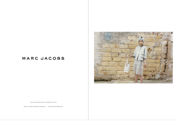 Кампания: Marc Jacobs SS 2012. Изображение № 1.