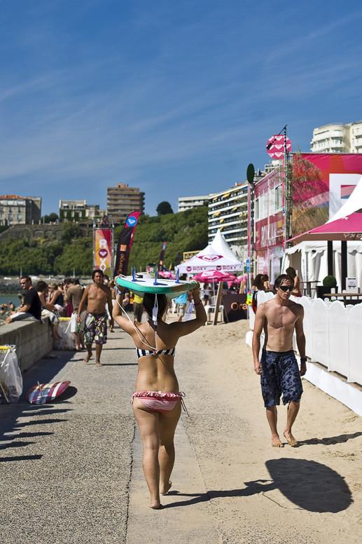 Roxy Jam: почему женский серфинг круче. Изображение № 5.