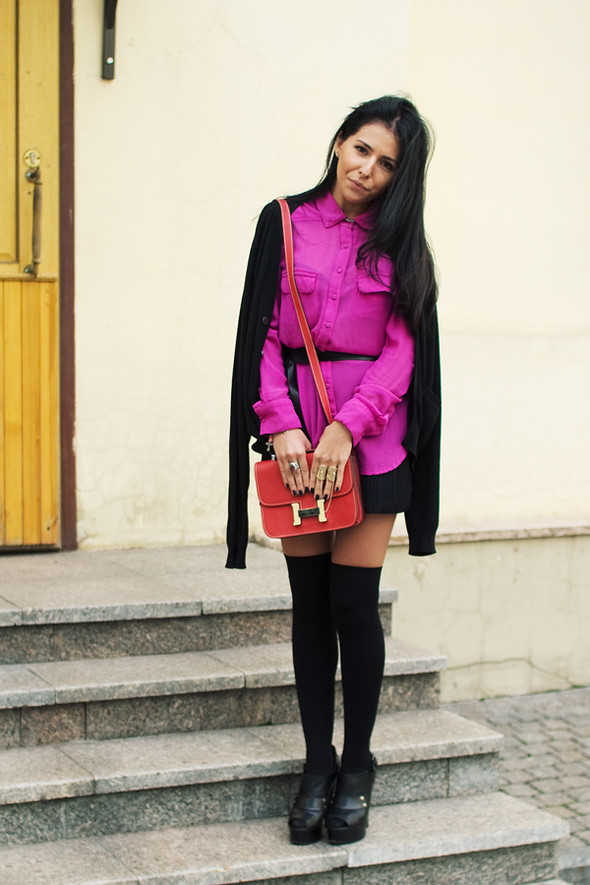 The Show: Показ журнала InStyle и блог об уличном стиле москвичек. Изображение № 8.
