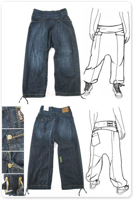 Nikita Jeans fallwinter 08. Изображение № 3.