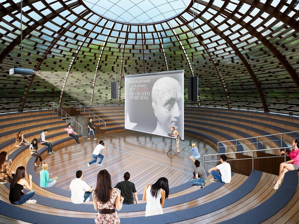Проект ДНК-центра во Владивостоке. Архитектурное бюро SPEECH. Изображение № 6.