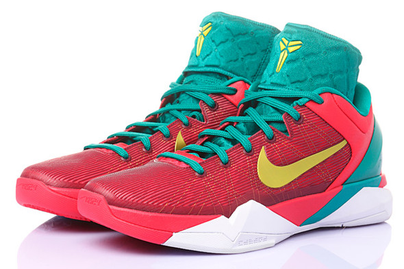 NIKE KOBE 7 YEAR OF THE DRAGON (NEW PICS). Изображение № 5.