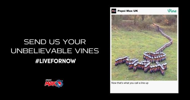 Pepsi показывает «невероятные» вайны на своих билбордах. Изображение № 1.