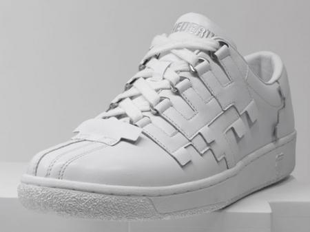Геометрическая обувь отK-Swiss. Изображение № 3.