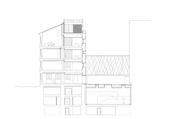 Новый Центр Живописи и Иллюстрации ABC в Мадриде. Изображение № 14.