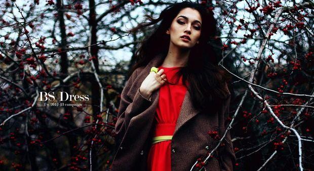 BS Dress f/w 2012-13 campaign. Изображение № 6.