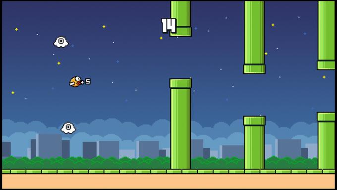 Flappy Bird вернулась — в магазин приложений для Amazon Fire TV . Изображение № 3.