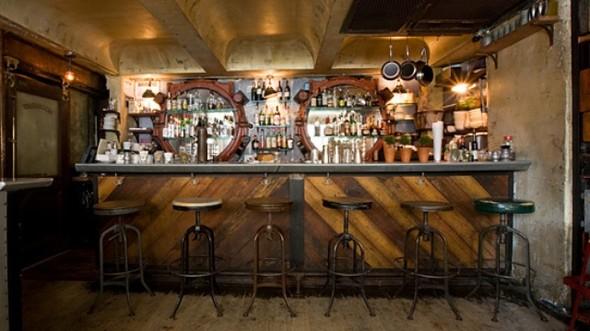 Под стойку: 15 лучших интерьеров баров в 2011 году. Изображение № 84.