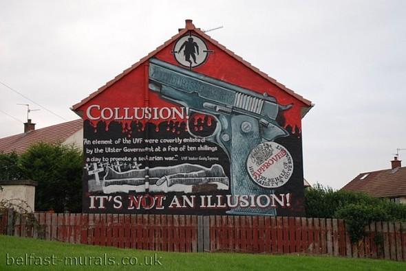 Граффити Ольстера. Изображение № 9.