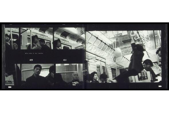Метрополис: 9 альбомов о подземке в мегаполисах. Изображение № 79.