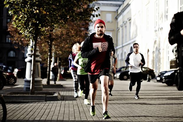 «WE RUN» art by Moskva River Runners. Изображение №5.