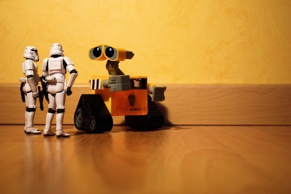 Stormtroopers dayoff. Изображение № 13.