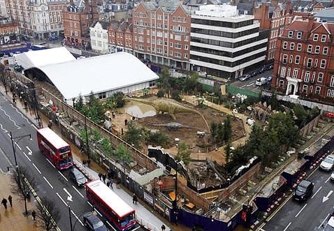 """""""Dinosaurs unleashed"""" или динозавры в Лондоне. Изображение № 6."""