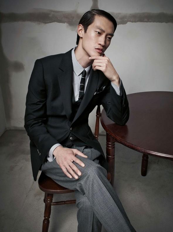 Лукбук: Dolce & Gabbana FW 2011 Men's. Изображение № 7.