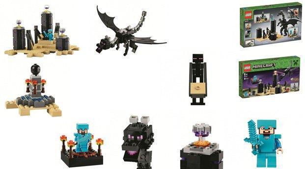 Российский магазин «слил» в Сеть новые наборы Lego Minecraft . Изображение № 7.